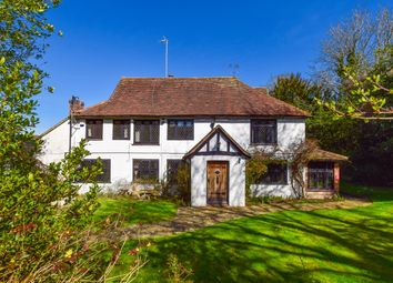 Thumbnail 5 bed detached house for sale in Church Road, Lingfield
