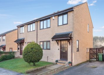 3 bed semi-detached house for sale in Becks Court, Earlsheaton, Dewsbury, West Yorkshire WF12