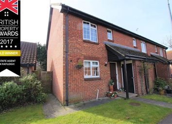 Thumbnail 3 bed end terrace house for sale in Lincoln Way, Rayleigh