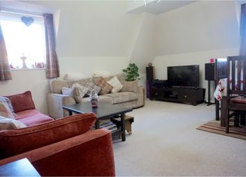 Thumbnail 2 bed flat for sale in Church Lane, Royston