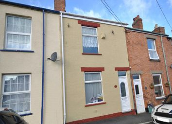 Thumbnail 2 bed terraced house for sale in Cyprus Terrace, Barnstaple, Devon