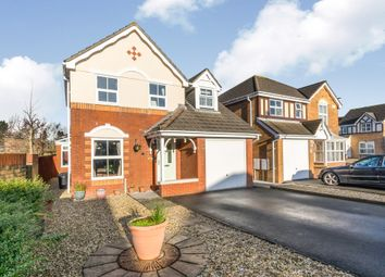 Thumbnail 3 bed detached house for sale in Howards Way, Gorseinon, Swansea