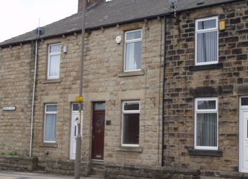 Thumbnail 2 bed terraced house to rent in Barnsley Road, Darfield, Barnsley, South Yorkshire