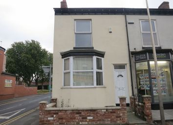 Thumbnail 3 bedroom terraced house to rent in Grenville Street, Stockport