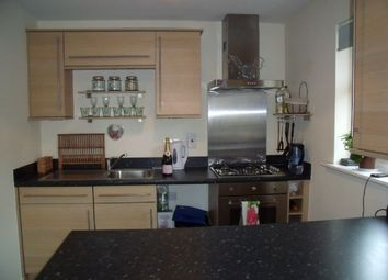 Thumbnail 1 bed flat to rent in Ripley Road, Broughton, Milton Keynes