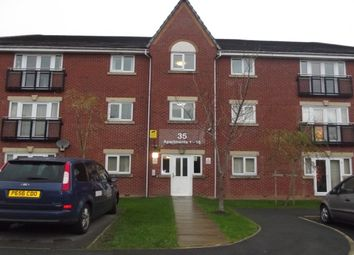 Thumbnail 2 bedroom flat to rent in Alfred Street, Platt Bridge, Wigan