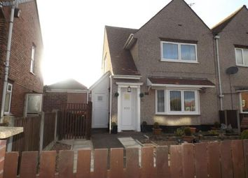 Thumbnail 2 bed semi-detached house for sale in Tom Wass Road, Sutton-In-Ashfield, Nottinghamshire