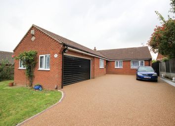Thumbnail 4 bed detached bungalow for sale in Villarome, Caister-On-Sea, Great Yarmouth
