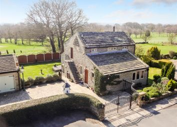 Thumbnail 4 bed barn conversion for sale in Woodhall Hills, Calverley, Pudsey