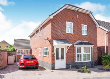 Thumbnail 4 bed detached house for sale in The Bluebells, Bradley Stoke