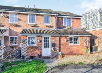 Thumbnail 4 bed end terrace house for sale in Harlequin Court, Eastwood, Nottingham