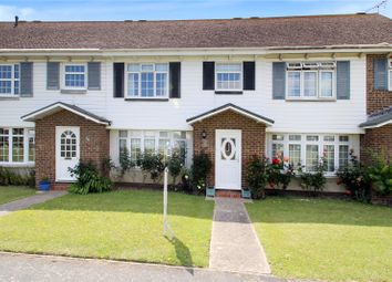 Thumbnail 3 bed terraced house for sale in The Martlets, Rustington, Littlehampton