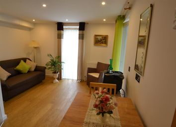 Thumbnail 1 bed flat to rent in Grantham Road, Manor Park, London