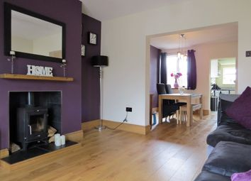 Thumbnail 2 bedroom terraced house for sale in Bridle Road, Stanfree, Chesterfield