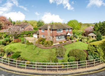 Thumbnail 5 bed detached house for sale in Links Lane, Rowland's Castle