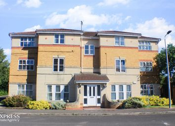 Thumbnail 2 bed flat for sale in Bermondsey Drive, Hull, East Riding Of Yorkshire