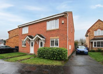 Thumbnail 2 bed semi-detached house for sale in Weavers Field, Girton, Cambridge