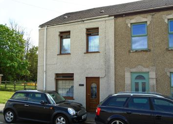 Thumbnail 2 bed end terrace house for sale in Trostre Road, Llanelli, Carmarthenshire, West Wales