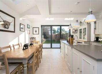 Thumbnail 4 bed terraced house for sale in Franciscan Road, London