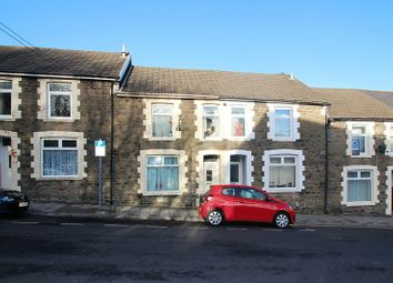 Thumbnail 4 bed terraced house for sale in Princess Street, Treforest, Pontypridd