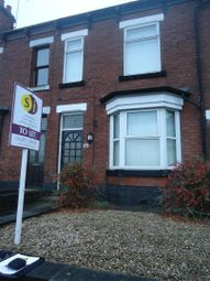 Thumbnail 2 bed terraced house to rent in Dovecliff Road, Rolleston-On-Dove, Burton-On-Trent