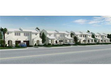 Thumbnail 3 bed town house for sale in 3655 Sw 26th St # 3655, Miami, Florida, United States Of America