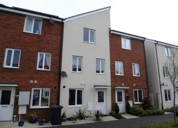 Thumbnail 4 bedroom terraced house to rent in Thursby Walk, Pinhoe, Exeter