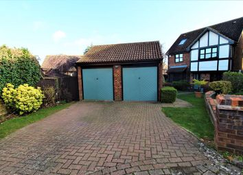 Thumbnail 5 bed detached house for sale in Byards Green, Potton