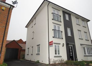 Thumbnail 3 bed town house for sale in Hutchins Way, Basingstoke