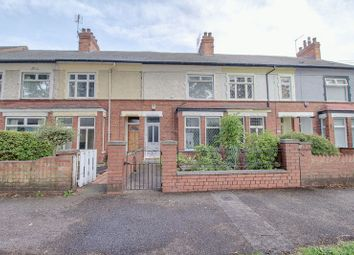 Thumbnail 3 bed terraced house for sale in Park Avenue, Princes Avenue, Hull