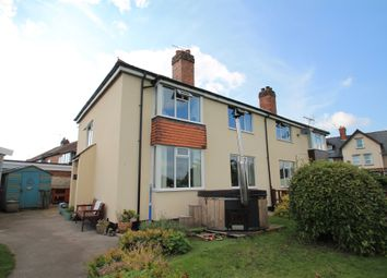 Thumbnail 3 bed semi-detached house for sale in Mayfield Avenue, Mayfield, Ashbourne