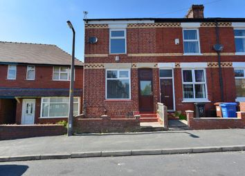 Thumbnail 2 bedroom end terrace house to rent in Greystoke Street, Offerton, Stockport