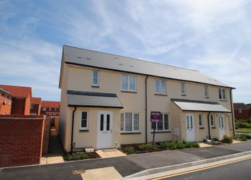 Thumbnail 3 bed end terrace house for sale in Stockmoor Drive, Bridgwater