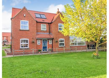 Thumbnail 5 bed detached house for sale in Moorland Close, Carlton Le Moorland
