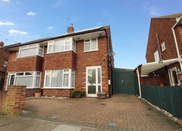 Thumbnail 3 bedroom semi-detached house for sale in Roxburgh Road, Ipswich