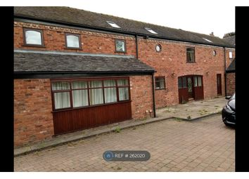 Thumbnail 5 bed detached house to rent in Newcastle Road South, Sandbach