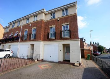 Thumbnail 3 bed end terrace house for sale in Racemeadow Crescent, Dudley