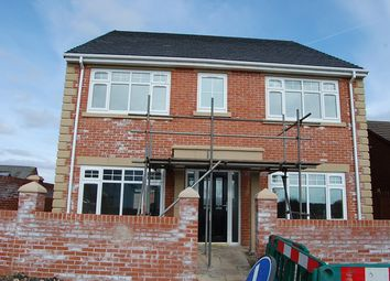 Thumbnail 4 bed detached house for sale in Chapel Lane, Haswell, Durham