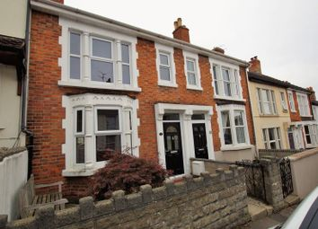 Thumbnail 2 bed terraced house for sale in Western Street, Swindon