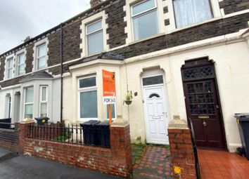 Thumbnail 2 bed flat for sale in Seymour Street, Splott, Cardiff