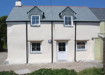 Thumbnail 2 bed cottage to rent in St. Eval, Wadebridge