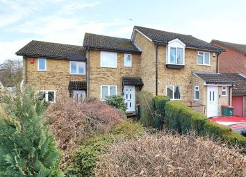 Thumbnail 1 bed terraced house for sale in Farnham Close, Tollgate Hill, Crawley, West Sussex