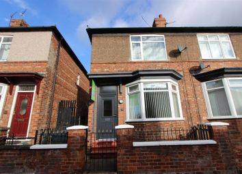 Thumbnail 3 bedroom semi-detached house for sale in Crosby Street, Darlington