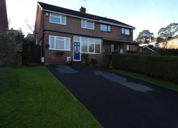 Thumbnail 3 bed semi-detached house for sale in Park Gate, Southampton, Hampshire