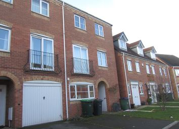 Thumbnail 5 bed terraced house to rent in Jevons Drive, Dudley