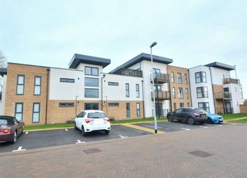 Thumbnail 2 bedroom flat for sale in Summers Hill Drive, Papworth Everard, Cambridge