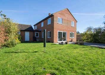 Thumbnail 4 bed detached house for sale in Northfield, Fulbourn, Cambridge