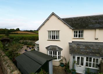 Thumbnail 2 bed semi-detached house for sale in Priory Road, Abbotskerswell, Newton Abbot