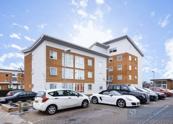 Thumbnail 1 bed flat for sale in Fishguard Way, Galleons Lock