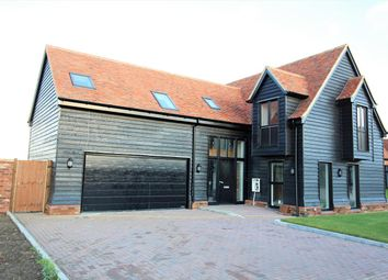 Thumbnail 5 bed detached house for sale in Bedford Road, Wilstead, Bedford